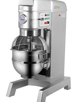 Промышленные миксеры - Миксер планетарный VIATTO B-50P, 0