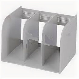 Витрины - Подставка вертикальная 3-секционная УН58, УУ58…, 0