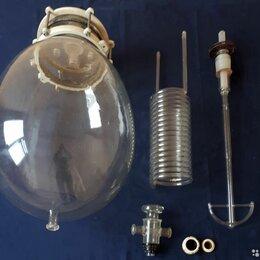Производственно-техническое оборудование - Комплектный Стеклянный Реактор Для Лаборатории 100, 0