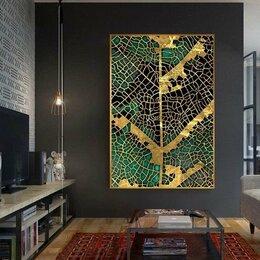 Картины, постеры, гобелены, панно - Картина в дом на холсте маслом, 0
