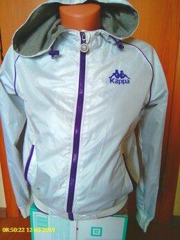 Куртки - Фирменная ветровка, 0