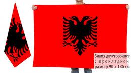 Флаги и гербы - Флаг  Албании  90 Х 135 СМ, 0