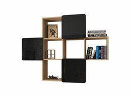 Стеллажи и этажерки - Полка для книг Мебелеф-4, 0