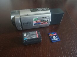 Видеокамеры - Видеокамера SONY Handycam HDR-CX130E+SONY…, 0