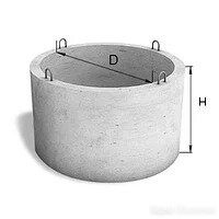 кольца жби по цене 900₽ - Железобетонные изделия, фото 0