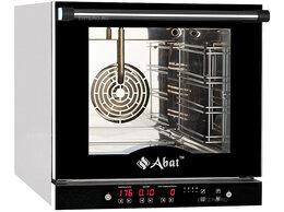 Жарочные и пекарские шкафы - Печь конвекционная Abat КПП-4-1/2П, 0