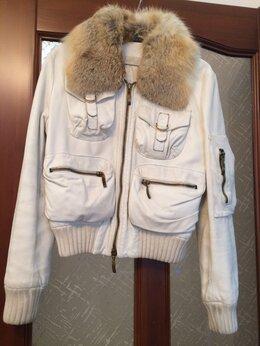 Куртки - Куртка кожаная Baldinini, 0