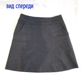 Юбки - Школьная юбка - Van Essa для девочки 10лет.…, 0