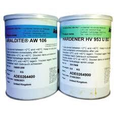 Клей - Клей эпоксидный ARALDITE 2011 AW 106/отвердитель…, 0