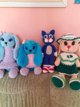 Мягкие игрушки - Мягкая игрушка,авторская работа, 0