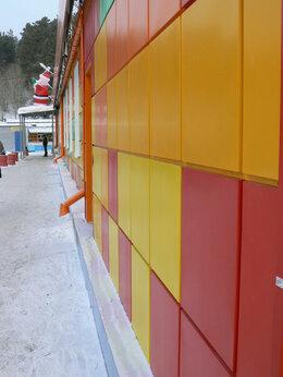 Фасадные панели - Кассета фасадная КФ-2 (0,5мм) 565 х 565, 0