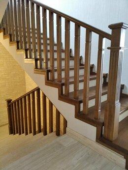 Лестницы и элементы лестниц - Лестница на заказ в частный дом , 0