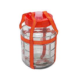 Ёмкости для хранения - Банка с гидрозатвором, 9 л, 0