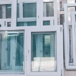 Окна - Окна пластиковые REHAU любой размер, 0