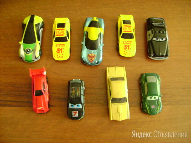 Детские наборы машинок по цене 750₽ - Машинки и техника, фото 0