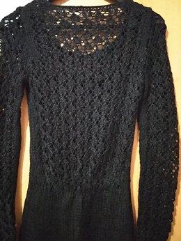 Платья - Платье авторское (ручное вязание), 0
