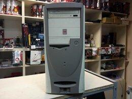 Настольные компьютеры - ПК 775 E2140 1x2Gb DDR2 40IDE i945G ATX white ID_1, 0