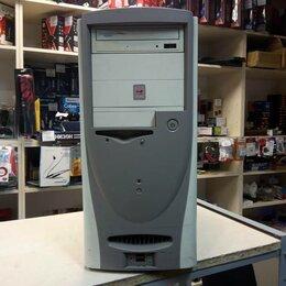 Настольные компьютеры - Системный блок ПК 775 E2140 1x2Gb DDR2 40IDE i945G, 0