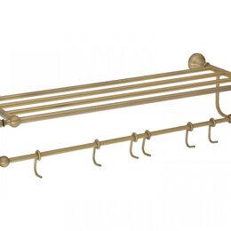 Полки, шкафчики, этажерки - Полка 60 см Gialetta Veragio VR.GIL-6426.BR, 0
