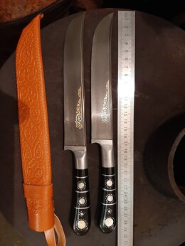 Наборы ножей - Нож узбекский пчак, 0