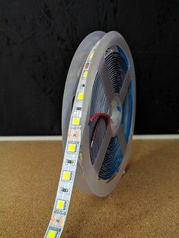 Светодиодные ленты - Светодиодная лента 14.4вт холодный белый, 0