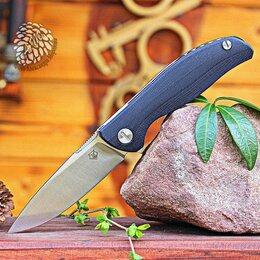 Ножи и мультитулы - Нож складной F3B Широгоровых (на подшипнике)…, 0
