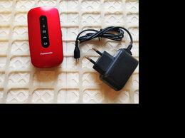 Мобильные телефоны - Panasonic KX-TU456 Red РосТест, отл, 0