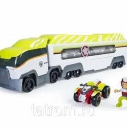 Игровые наборы и фигурки - Щенячий патруль Автовоз - база на колесах Джунгли, 0