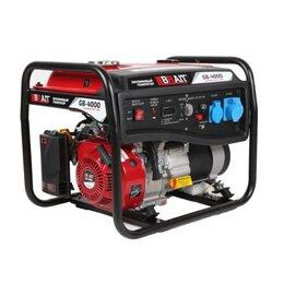 Электрогенераторы - Генератор бензиновый Brait GB-4000 PRO, 0
