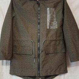 Куртки и пуховики - ветровка для мальчика COOL FUTURINO 140, 0