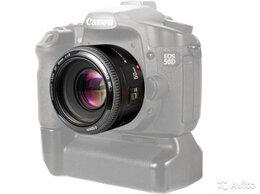 Объективы - Объективы Canon Yongnuo 50mm 1.8 и 35mm 2.0, 0