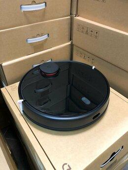 Роботы-пылесосы - Робот-Пылесос Xiaomi Mijia LDS Черный, 0