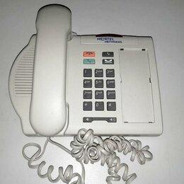 Системные телефоны - Цифровой телефон Nortel Meridian M3901 (белый), 0