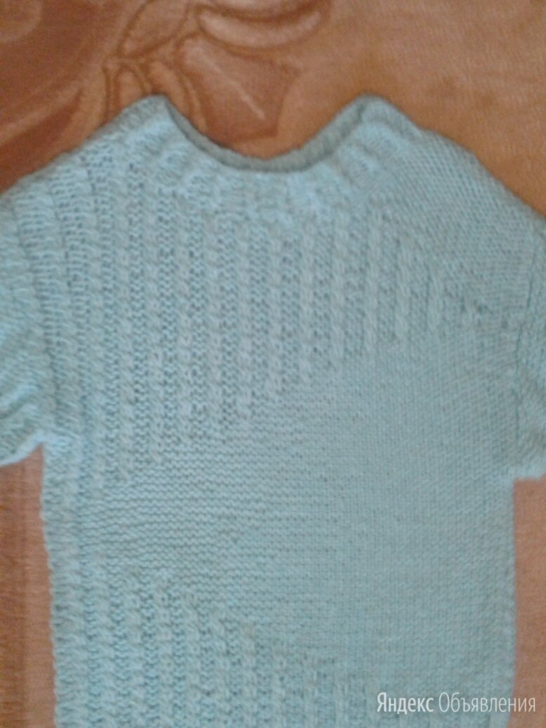 Новый свитер. РУЧНАЯ ВЯЗКА. по цене 800₽ - Свитеры и кардиганы, фото 0