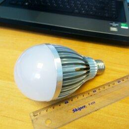 Лампочки - Лампа Led e27  12 w алюм, 0