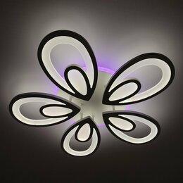 Люстры и потолочные светильники - Светодиодная люстра с пультом (№242), 0