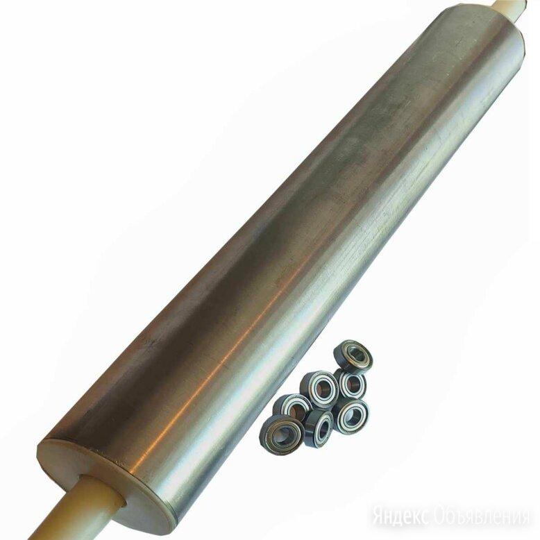 Большая металлическая скалка для теста 70-10см по цене 8880₽ - Скалки, фото 0
