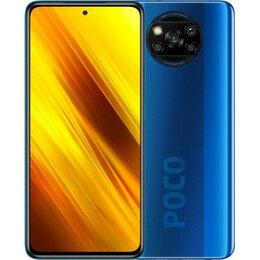Мобильные телефоны - Смартфон Xiaomi Poco X3 NFC 6/128GB Cobalt Blue, 0