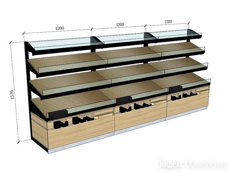 Купить красивые  витрины для хлеба стелла для выпечки  по цене 78600₽ - Витрины, фото 0