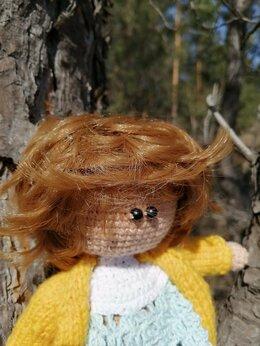 Куклы и пупсы - Вязаная кукла, 0