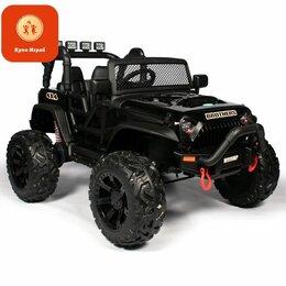 Электромобили - Электромобиль jeep, 0