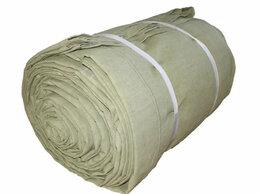 Тенты строительные - Тент огнеупорный под асфальт  5 х 5, 0