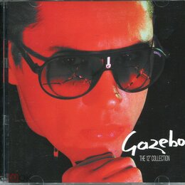 """Музыкальные CD и аудиокассеты - Gazebo – The 12"""" Collection 2CD (booklet 12 pages. images of singles), 0"""