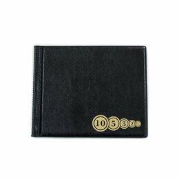 Монеты - Альбом для монет, 205х165мм, 6 листов, 72 монеты, 0