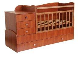 Кроватки - Детская кровать-трансформер , 0
