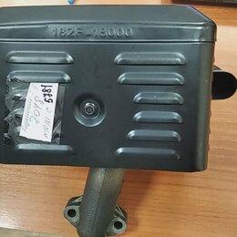 Двигатели - Глушитель на бензиновый двигатель LIFAN 18000/182F-190F (GX390/420), 0
