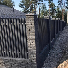 Строительные блоки - Заборные блоки для столбов , 0