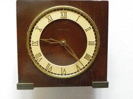 Часы настольные и каминные - Часы Весна 1974-1979г.г. на шахмане на хорошем…, 0