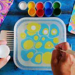 Рисование - Набор для рисования на воде Unid Индиго, 0