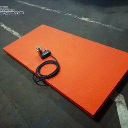Весы - Весы платформенные электронные напольные ВП-П 1500 кг (1.5 тонн), 0